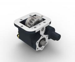 Коробка отбора мощности Iveco Eaton-Hema 475