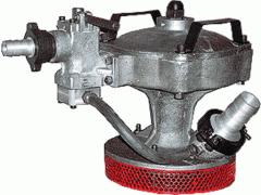 TNP turbopump - 2 (H2, H1M).