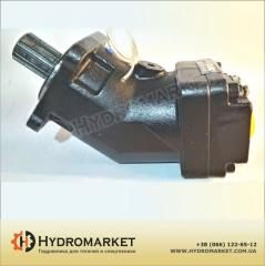 Axial and piston pump of 40 l/min