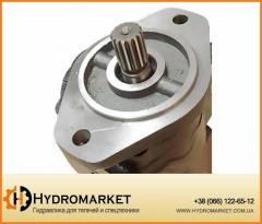 Hydraulic pump on JCB A50L27967 20/908700