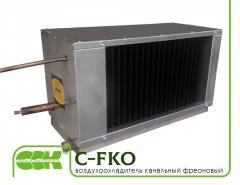 Фреоновый воздухоохладитель для прямоугольных