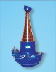 Гидроцилиндр 6-ти штоковый, подкузовной для