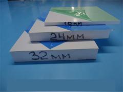 Сэндвич панель 10 мм односторонняя 1500х3000 0.55