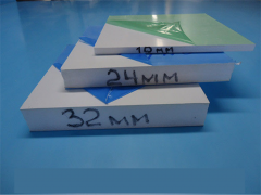 Сэндвич панель 24 мм односторонняя 1500х3000 0.55