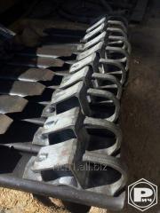 Shoe brake goročnyj GOST 3269-78