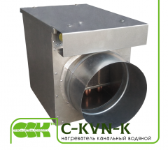 Нагреватель C-KVN-K-200 канальный водяной...