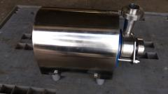 Pumps centrifugal for foodstuff