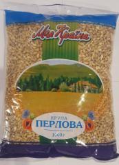Barley, pearl barley