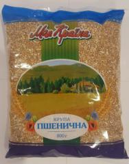 Groats wheaten