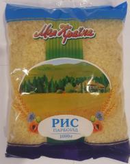 Крупа рисовая Парбоилд