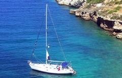 Construction of yachts, boats and small size