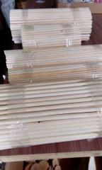Деревянные нагеля ( круглые палочки )