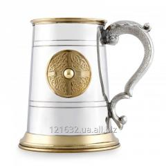 Beer mug from English Pewter EP168 tin