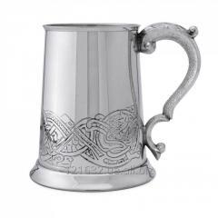 Beer mug from English Pewter CEL137 tin