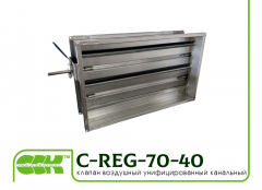 C-REG-70-40-0 valve air channel