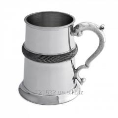 Beer mug from English Pewter EP005 tin