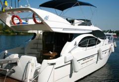 Motor Azimut 46 Flybridge yach