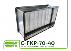 Filtrer for ventilasjonssystemer