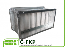 C-FKP-90-50-G4 / panel air purifier channel rectangular