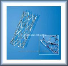 Stent obwodowy PALMAZ BLUE cylindra LOTNIK PLUS CORDIS (Johnson i Stany Zjednoczone Johnson)