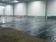 Industrial floors (bautekh)