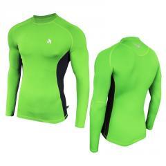 Кофта мужская спортивная Radical Fury Duo LS зеленая