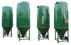 Бункер для хранения зернового сырья