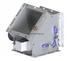 Клапан двухсторонний электрический КДЭ-4С