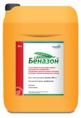 Беназон гербицид (бентазон 480 г/л)