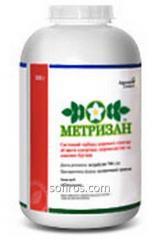 Метризан, гербицид (метрибузин 700 г/кг)