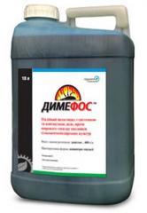 Инсектицид Димефос (диметоат, 400 г/л)