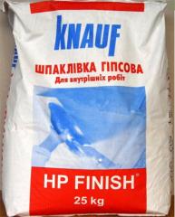Шпаклёвка Сатенгипс Кнауф