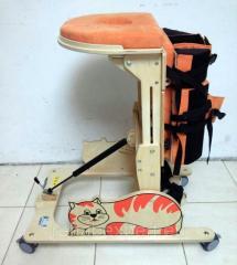 Статический вертикализатор котенок 1...