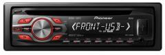 Автомагнитола cd mp3 ресивер PIONEER DEH-1400UB
