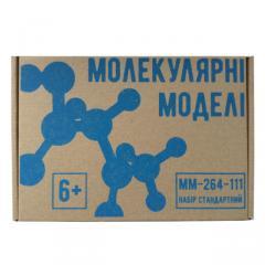 "Construction set ""Molecular models"