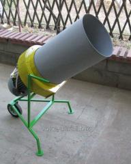 Universal grinder - a straw cutter, a