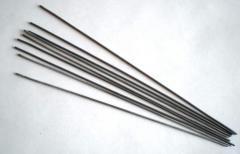 Hard-alloy needles (spokes)