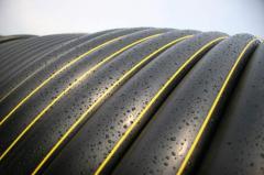 Трубы газопроводные полиэтиленовые ПЭ 80