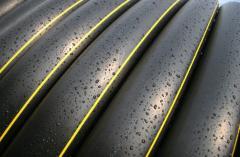 Трубы газопроводные из полиэтилена ПЭ 100