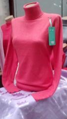 Turtlenecks pulóverek a nők számára