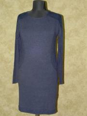 Dress knitted with pockets 5803