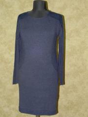 Платье трикотажное с кармашками,  арт: 5803