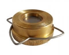 Обратные клапана дисковые Batu BСV-D DN32-DN50