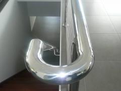 Изделия из нержавеющей стали, перила, лестницы