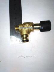 Кран подпитки для газовых котлов Vaillant atmoTEC/turboTEC, Pro/Plus АНАЛОГ