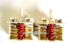 Переключатель режимов мощности конфорок для электроплиты Gorenje 255692