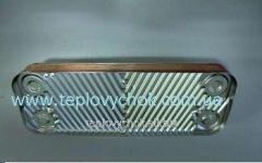 Пластинчатый вторичный теплообменник для котлов BAXI