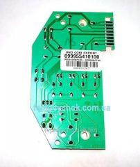 Плата интерфейса (дисплея) для котла  Ariston UNO-COM MFFI/MI