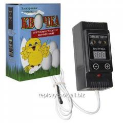 Терморегулятор для инкубатора Квочка цифровой