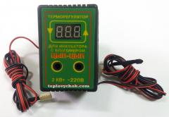 Temperature regulator for an incubator z a...